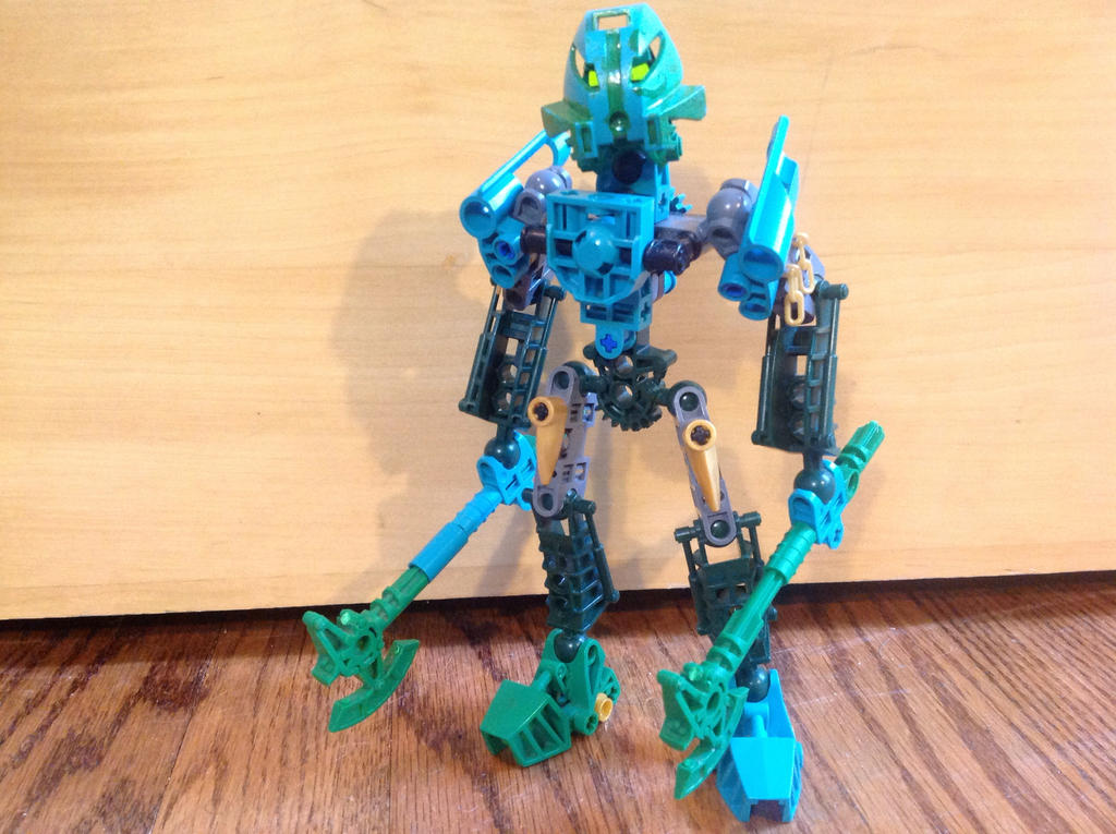 Toa Verau by JacobLazer