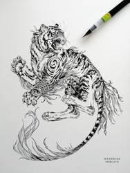 Byakko Tiger
