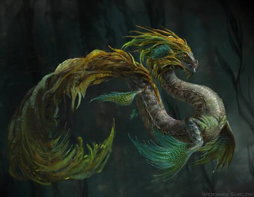 Kelp Forest Dragon