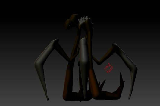 Spider Smoke (araa del humo)