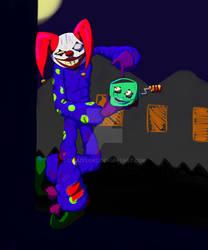 Spooky the Clown