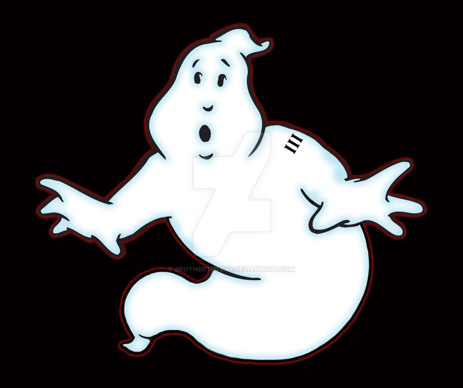 Ghostbusters 3 logo by BrotherTutBar on DeviantArt
