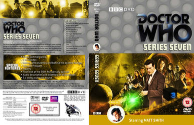 Doctor Who Series Seven