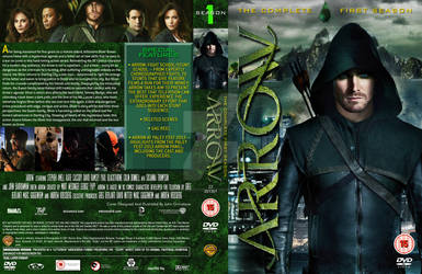 Arrow Complete Season 1 DVD