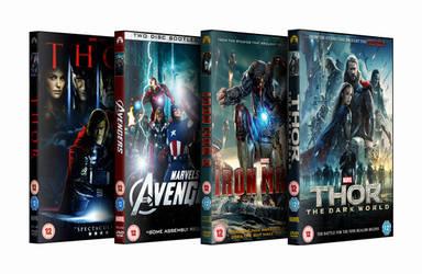Marvel 4 Dvd