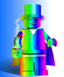 My Gay Lego Man