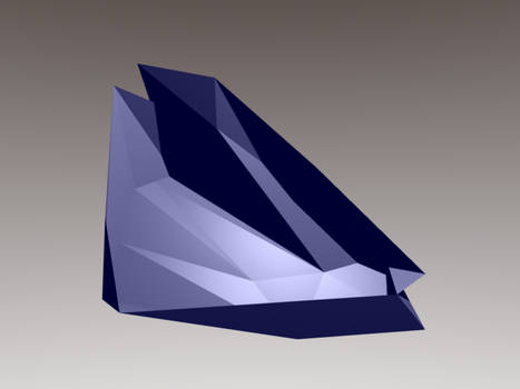 Blender Diamond
