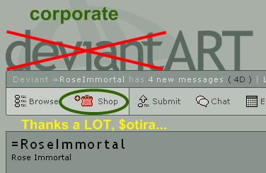 corporateART by RoseImmortal