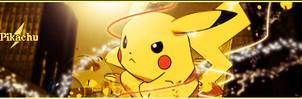 Pikachu by Jp182