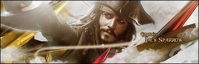 Jack Sparrow V1 by Jp182