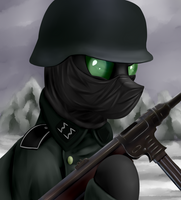 Changeling Jager by RichMay