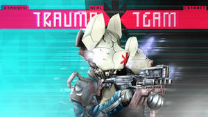Yep, that's Trauma Team