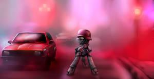 Changeling heavy reichpolizei trooper