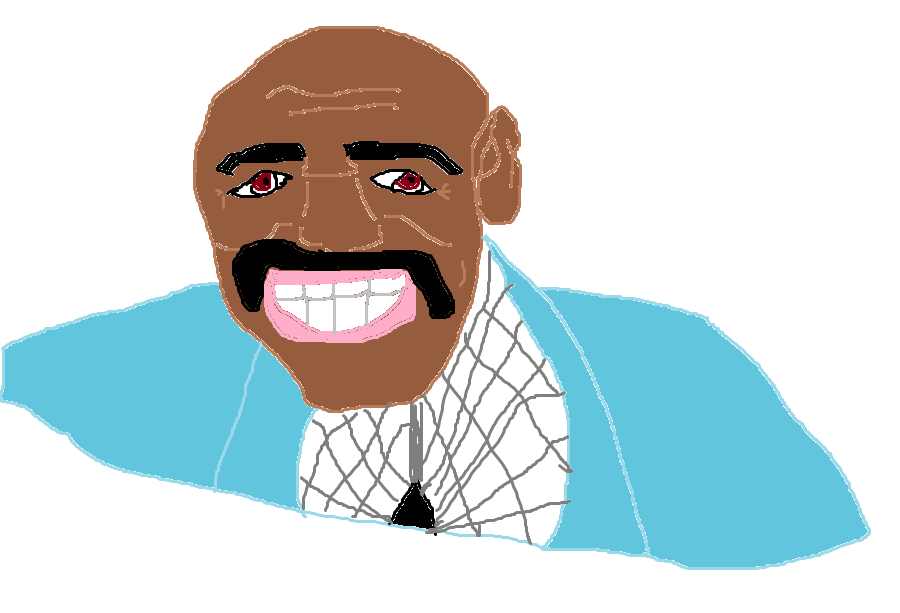 Steve Harvey by Ddm128