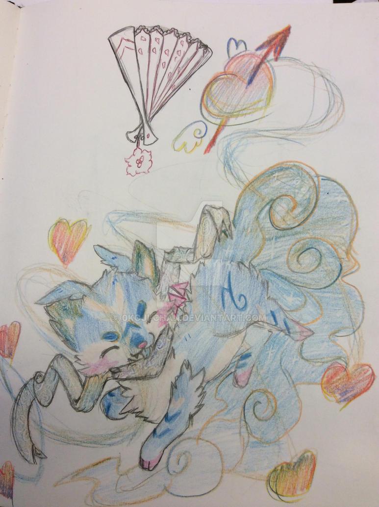 Arrow to My Heart by 0Koji-chan