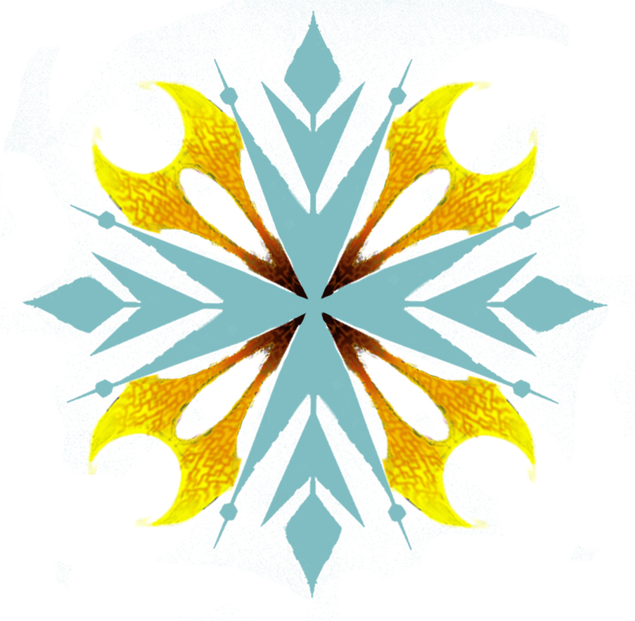 the gallery for gt snowflake symbol