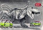 Jurassic Park - T-Rex Breakout