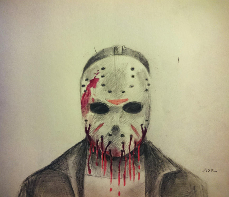 Jason Voorhees  by kill312