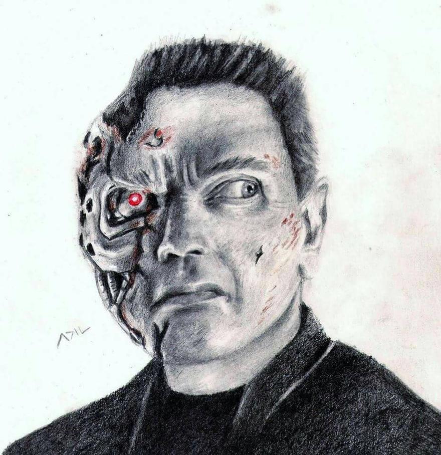 Terminator WIP by kill312