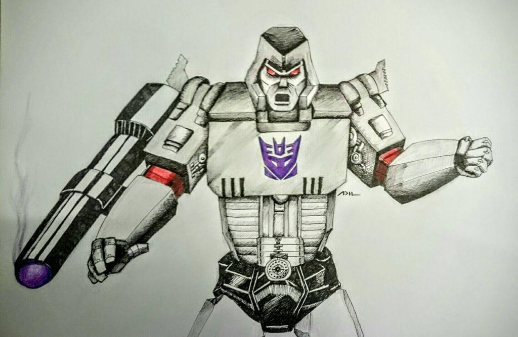 Megatron  by kill312