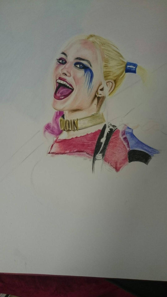Harley WIP by kill312