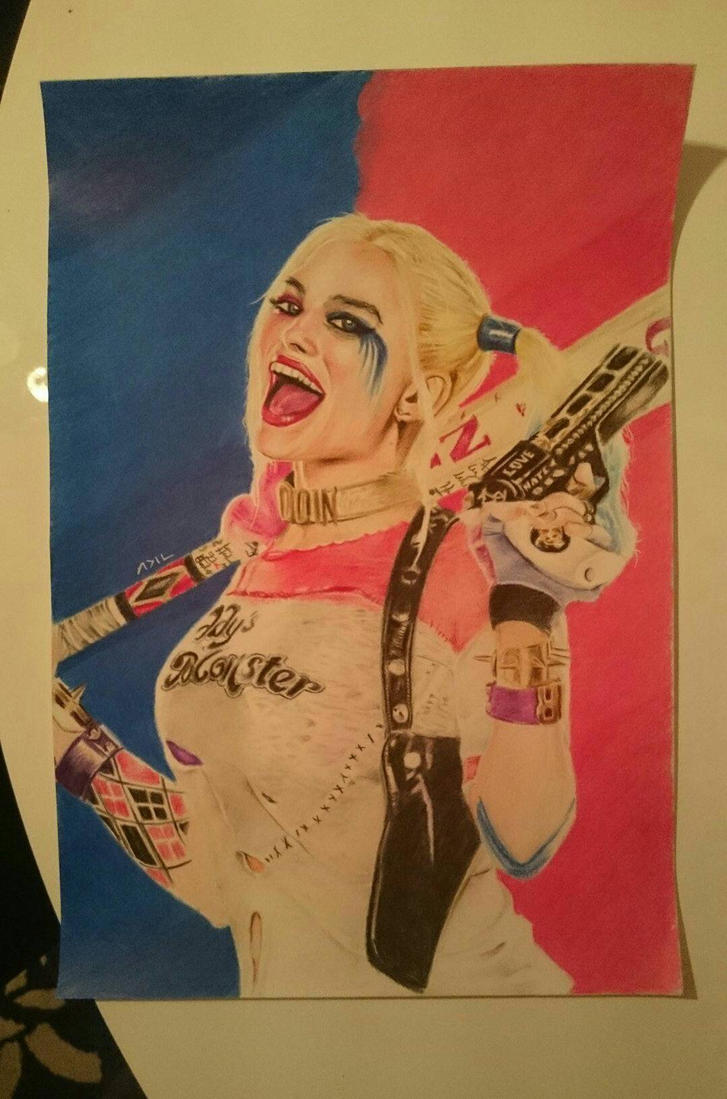 Harley Quinn by kill312