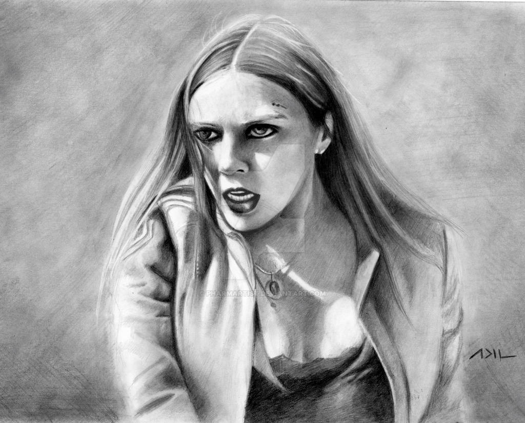 Scarlett Witch by PharmArtist