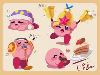 Kirbyyyy by Tia-Tchou