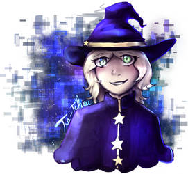 The witch child by Tia-Tchou