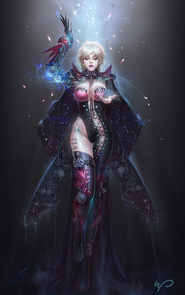 Eva by ChuiYeung