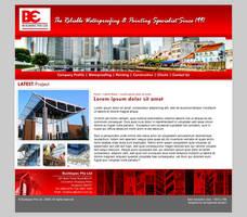 BUILDSPEC Constuction Web 02 by astayoga