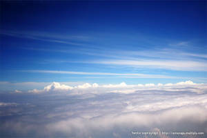 My Blue Sky 01 by astayoga