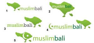 Logo MuslimBali.com by astayoga