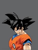Dragon Ball-Goku by astayoga