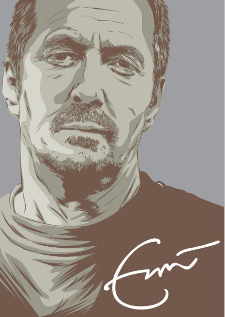 Eric Clapton by astayoga