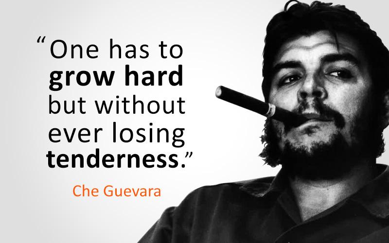 Che Guevara - Tenderness by astayoga