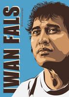 Iwan Fals by astayoga