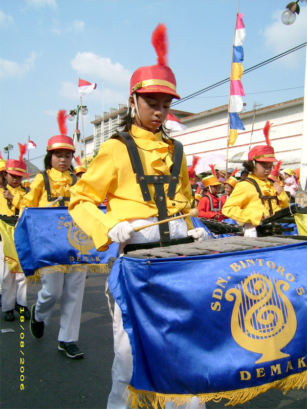 Derumbad on Demak Festival