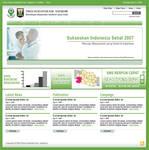 Dinkes Sukabumi Web Design