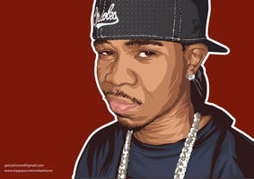 Chamillionaire-The Rapper by astayoga