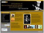 43rd DGCA Website