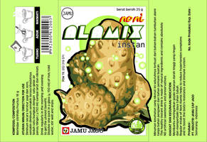 Alamix Noni by astayoga