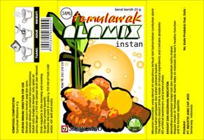 Alamix Temulawak by astayoga