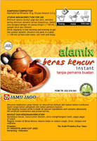 Alamix Beras Kencur version 2 by astayoga