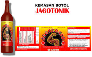 Jagotonik Health Tonic by astayoga