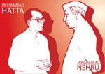 Hatta and Nehru
