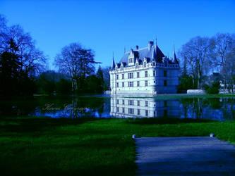 Castle by Kiwxi