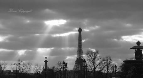 Paris by Kiwxi
