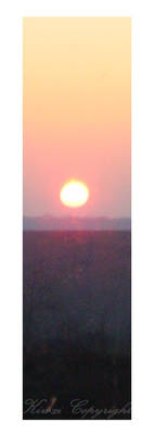 Sunrise II - Bookmark