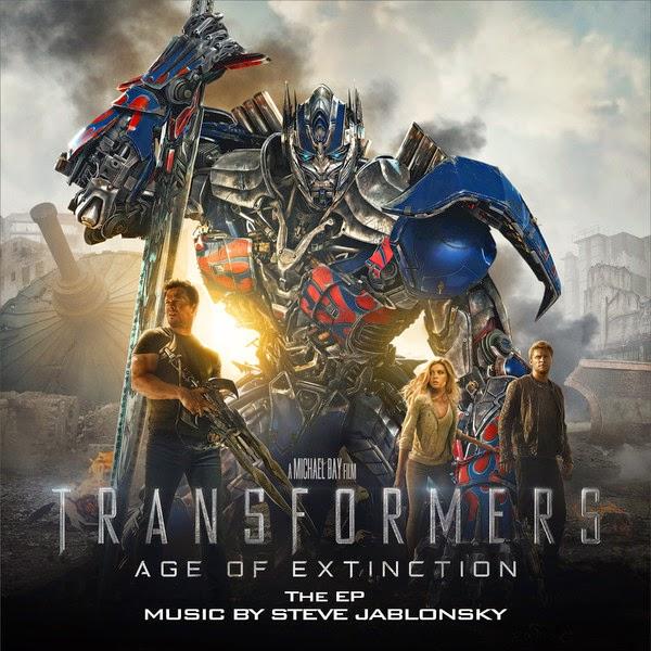 Transformers 4 Soundtrack by puguhshinoda